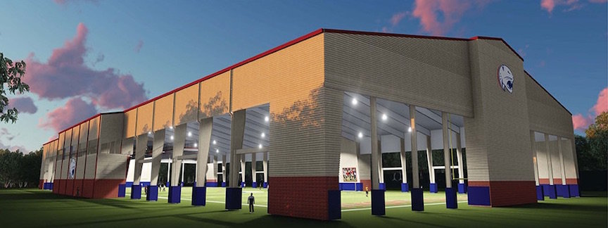 USA football facility 1