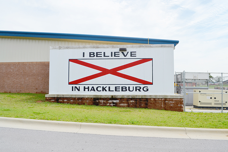 I believe in Hackleburg edit