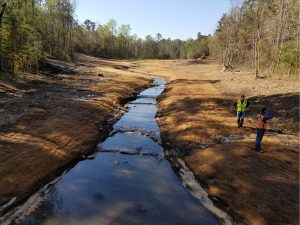 Tiawasee Creek Restoration March 2016 web
