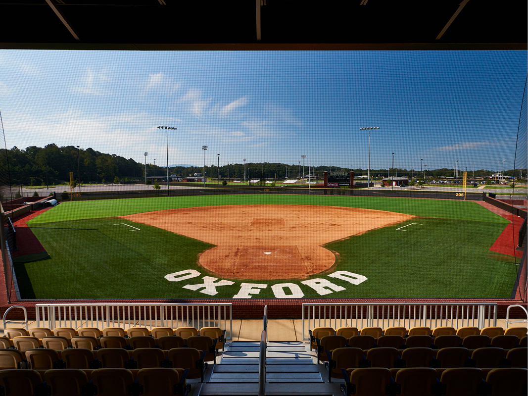 Signature Baseball Field Choccolocco Park Edward Badham web2