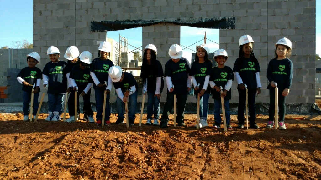 Troup Elementary Groundbreaking 4