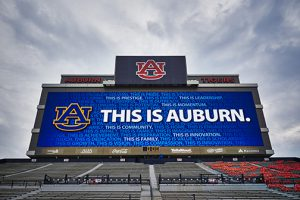 AU Video Board LED display